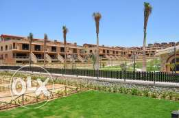 Twin House for Sale-Pyramids Walk Compound 6th October Pyramids Walk –
