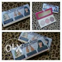 the balm highlighter 3 colours sem original
