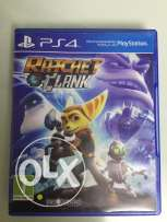 Ratchet clank for PS4