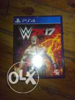 Wwe 2k17 + The witcher 3 The game of the year Edition