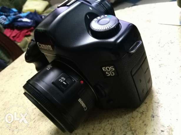 Canon 5D mirk 1 and Lens 50 and Lens 28/200 القاهرة -  3