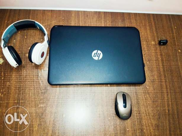 Laptop Hp 15 notebook لقطةةة