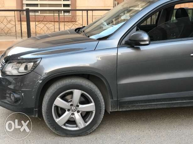 volks tiguan grey المعادي -  3