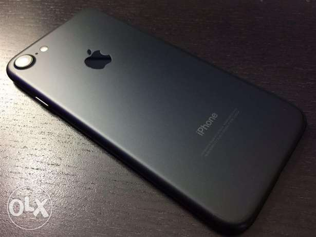IPhone 7 Plus 256G black mate