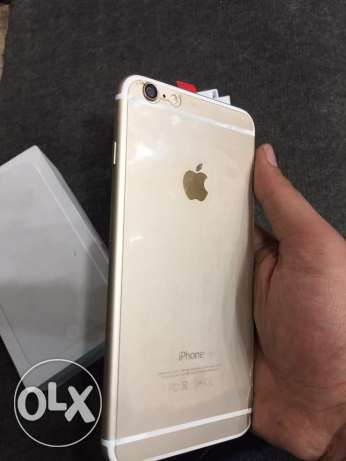 IPHONE 6plus 16G gold