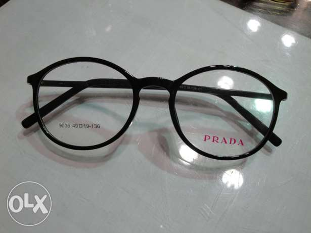 PRADA made in italy Round
