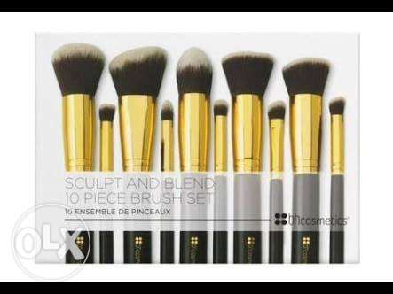 sculpt and blend bh 10 brushes