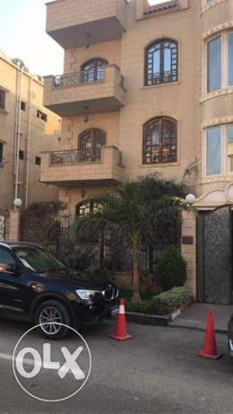 Stand alone villa in fifth district, New Cairo for sale