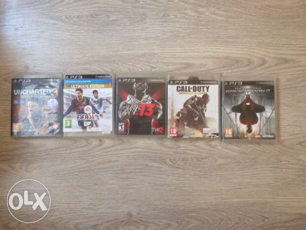 games for play station 3