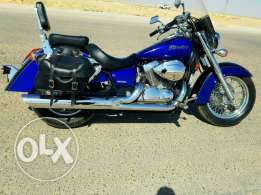 honda shadow aero 750vt2004