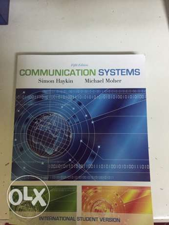 commnuication systems fifth edition international version