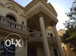 Ultra Super Lux Villa at Al-Rawda Compound