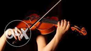 violin private course