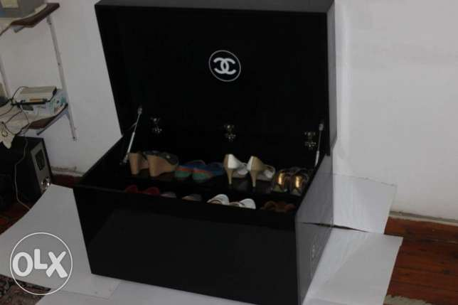 Chanel Shoe Box Storage الإسكندرية -  3