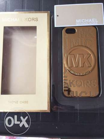 IPhone 5s cover '' MK'' original