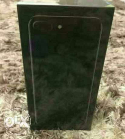 Iphone 7 plus 128GB (JetBlack) مدينة نصر -  2