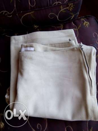 Bally genuine Goat leather pants