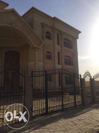Villa For Sale In Obour Golf City Prime Location مدينة نصر -  3