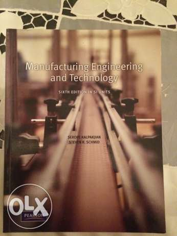 production and manufacturing engineering book