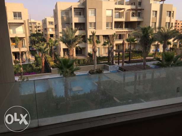 prime location apartment in park view hassan Allam مدينة الرحاب -  1