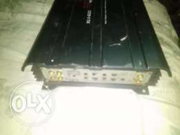 Gm 600 Watt 4 channel