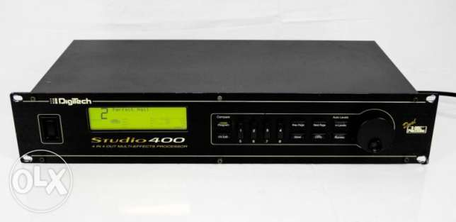 Digitech Studio 400