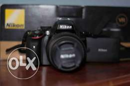 Camera Nikon D5100 And Flash Godox tt680 And Battery Grip