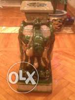 Antique Porcelain Indian Elephant For Sale or Trade with iPhone 6s / 7