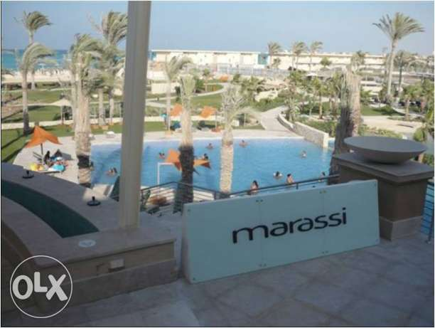 Fully finished Chalet 100 m for sale in Marassi North cost