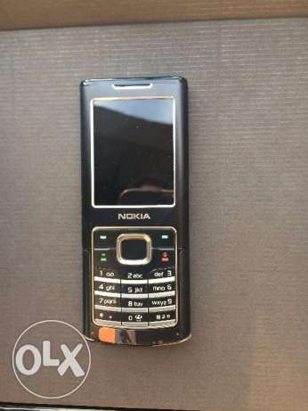 NEW Mobile Nokia 6500 Classic for BMW Care Kit نوكيا المعادي -  2