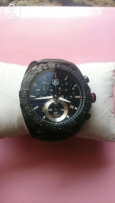 Tag Heuer watch in perfect condition saphire crystal