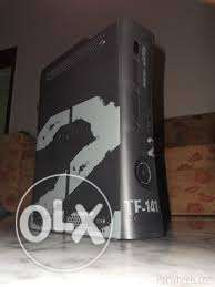 Xbox 360 COD MW2 limited edition