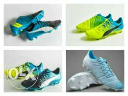 Puma evopower 1.3 football shoes