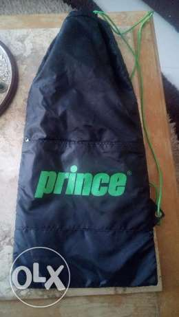 Prince Team black original Squash Racket Power level 800