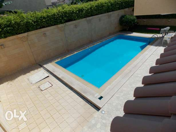 Amazing fully furnished apartment with roof in a prime location مدينة نصر -  2