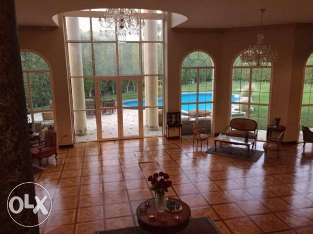 Luxurious standalone in Royal Hills October amazing fully finishing 6 أكتوبر -  5