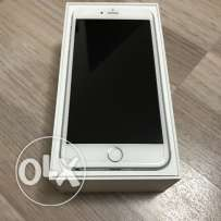 iPhone 6 plus 128G Silver - 2 months warranty - like NEW