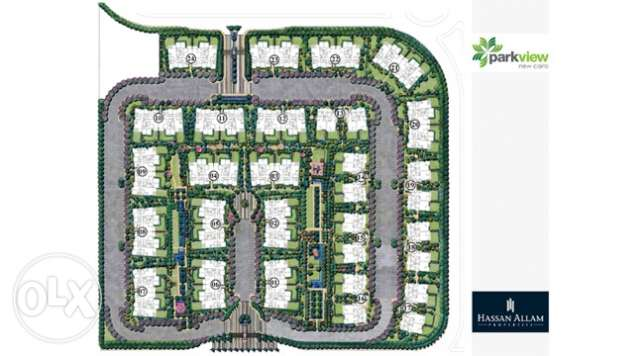 hot deal park view apartment ready to move in القاهرة الجديدة -  2