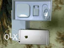 iphone 6 plus Gold 64 giga for like