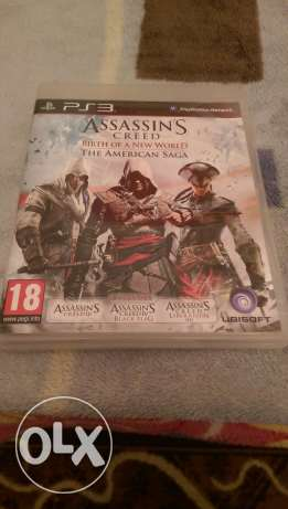Assassins creed birth of a new world - the american saga