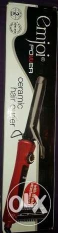 Emjoi ceramic hair curler