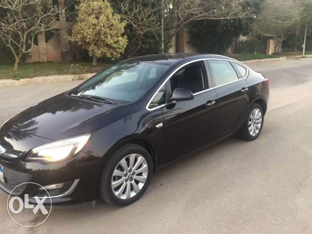Opel Astra 2013 Cosmo