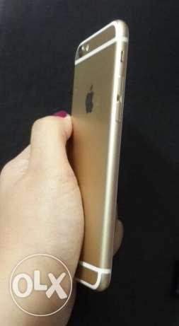 IPhone 6 gold 16 giga شبرا -  2