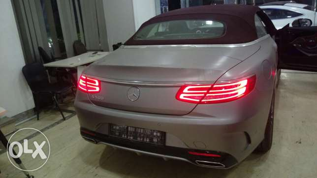 S500 coupe 2017