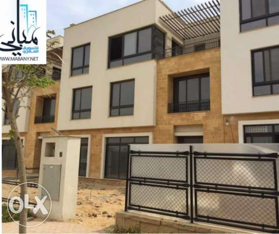 town house in Sodic westown for sale