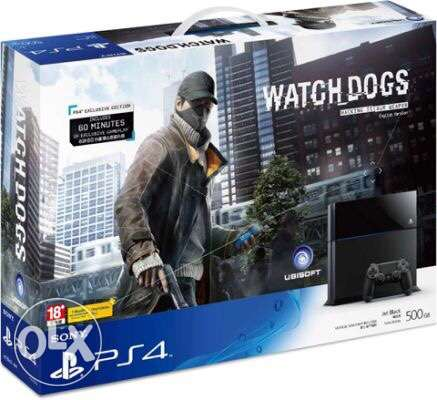 Playstation 4 - 500 GB 6 أكتوبر -  1