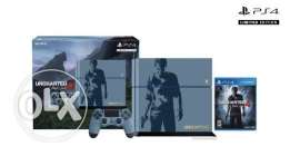Ps4 Uncharted Limited Edition جديدا