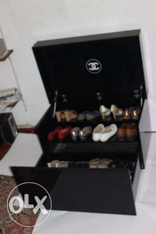 Chanel Shoe Box Storage الإسكندرية -  5