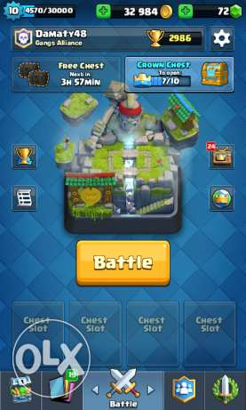 Clash royal+clash of clans