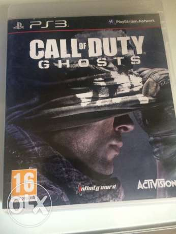call of duty ( blackops 2 - ghosts )